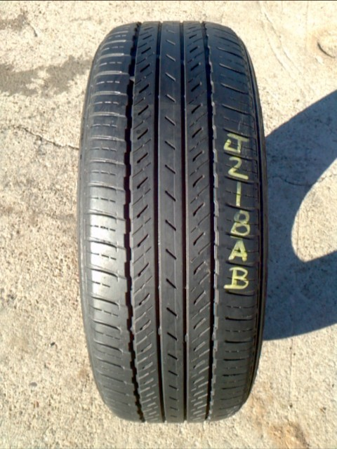 size 225 55 r 18 tread deapth 532nds of an inch category used tires status forsale